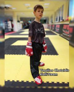 Sieger Bambini – Vassilios Chotzidis (Lalli)