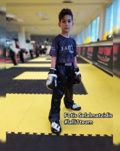 Sieger Kinder – Fotis Selalmatzidis (Lalli)